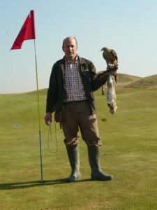 Control de fauna en Campos de Golf