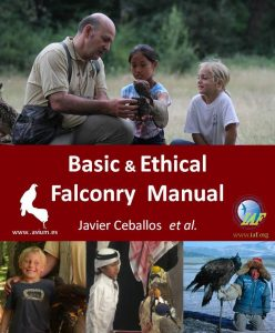 Basic & Ethical Falconry Manual - Printed edition